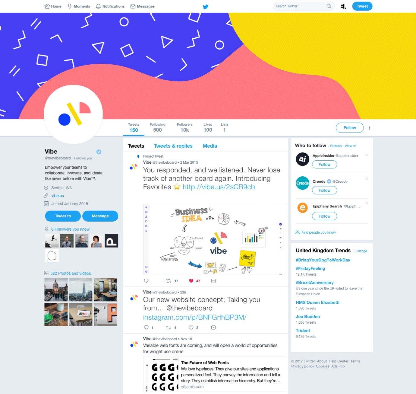 Vibe-Twitter-Desktop