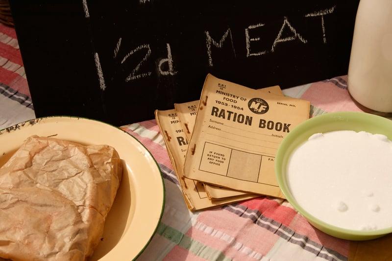War rations food