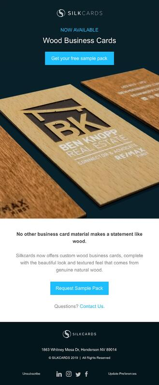 Wood Card Email 2