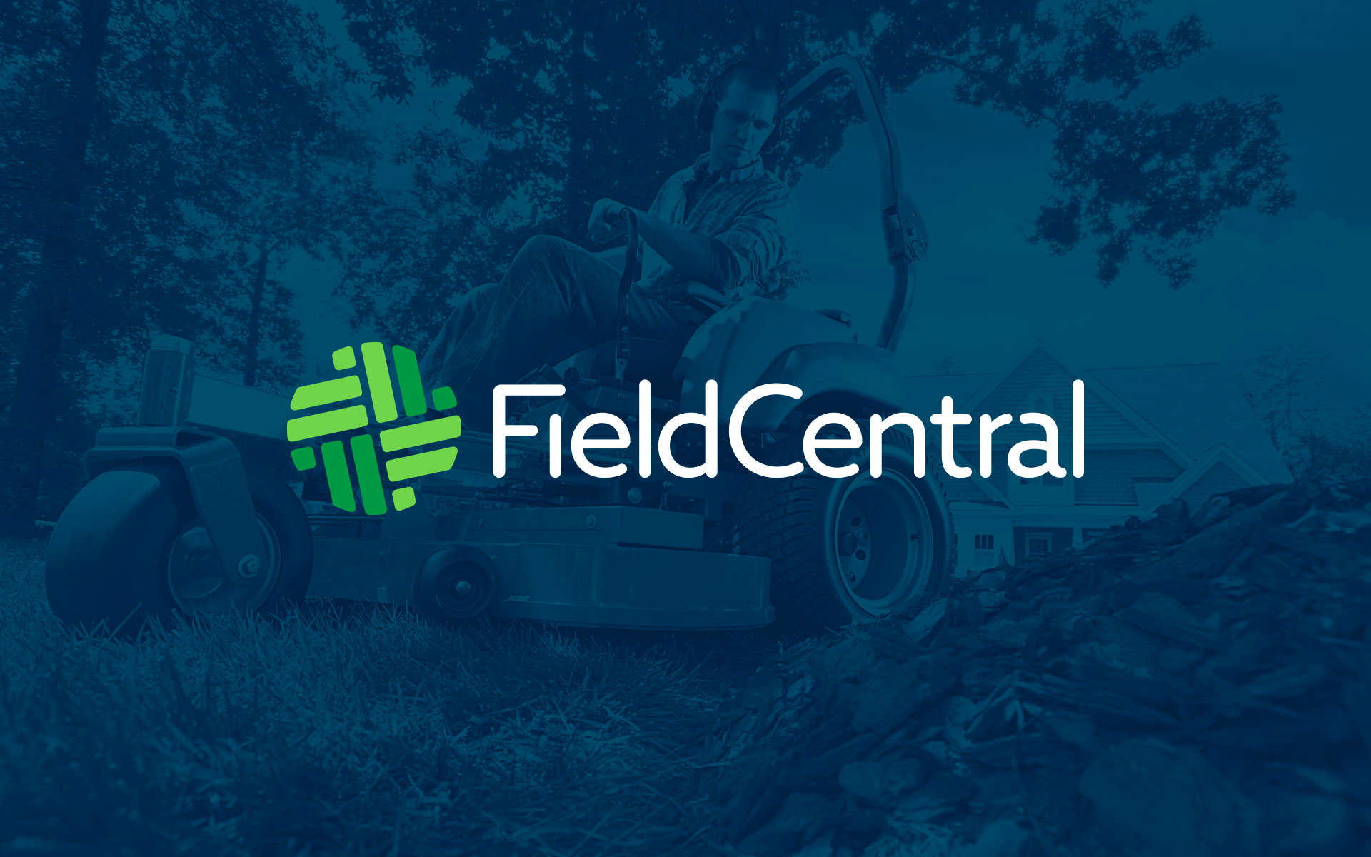 FieldCentral Logo Branding by Salted Stone