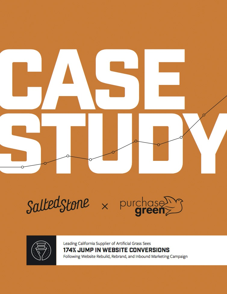 Purchase Green Case Study: 174% Jump in Website Conversion Rate