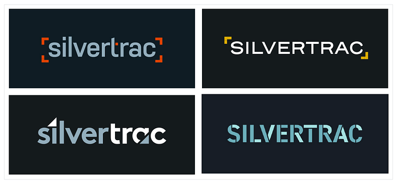 Silvertrac logo redesign