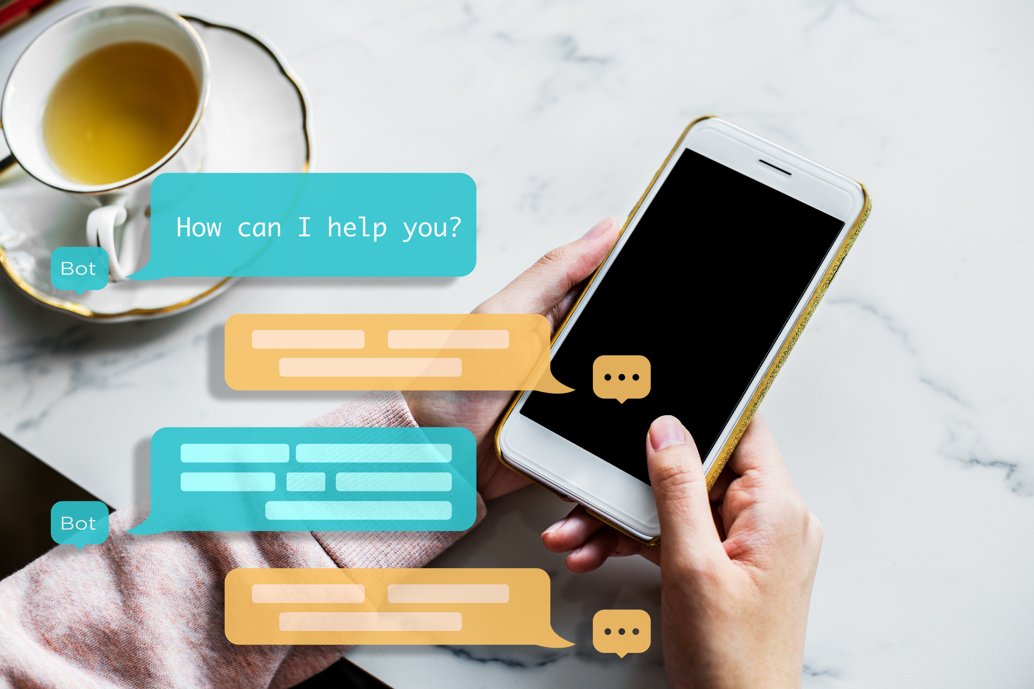 Chatbot-messages-example