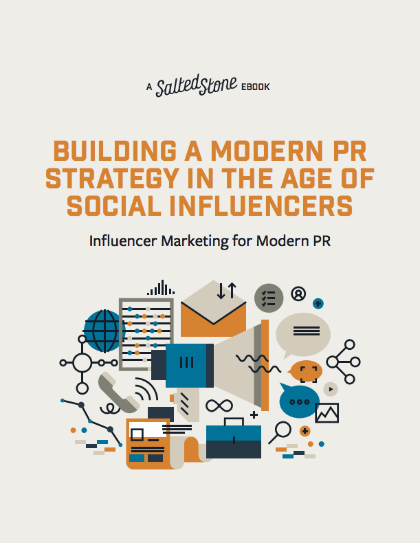 Ebook - Building a Modern PR Strategy in the Age of Social Influencers