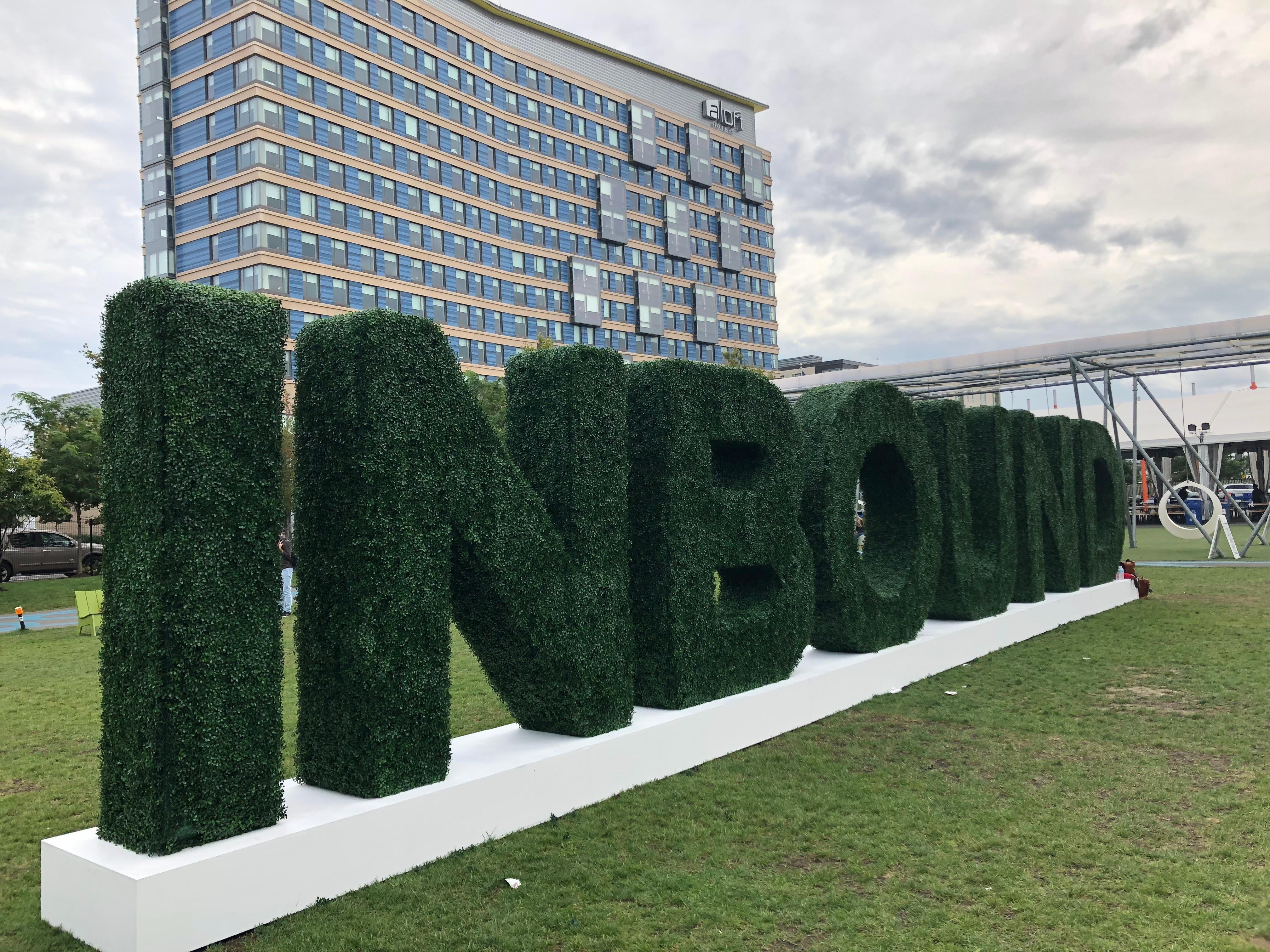 INBOUND Grass