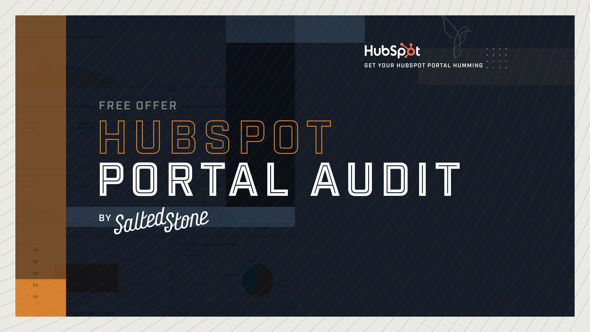 Free HubSpot Portal Audit