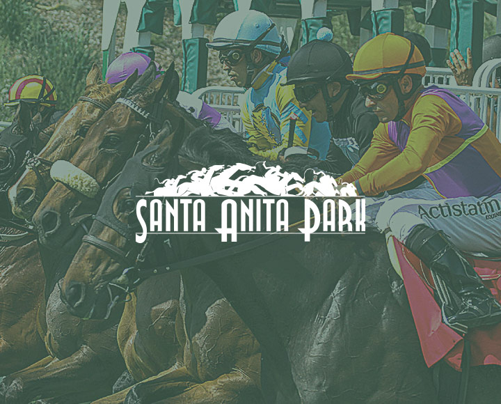 Featured Work - Santa Anita Park Website